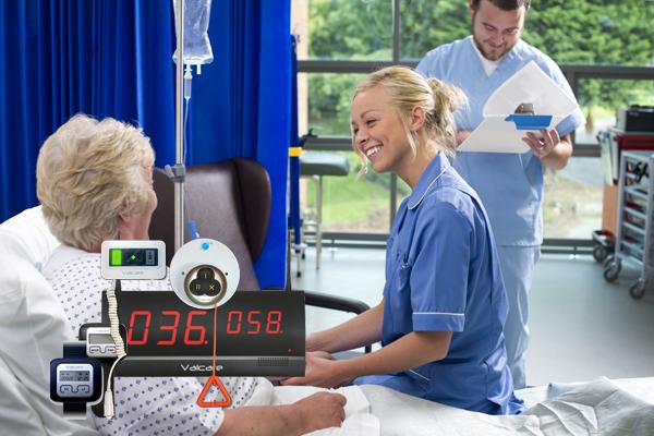 Sistemas de llamada paciente-auxiliar para residencias